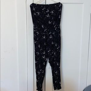Fairly new strapless Aritzia jumpsuit